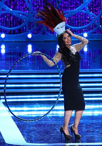 Miss America talent cheesy10