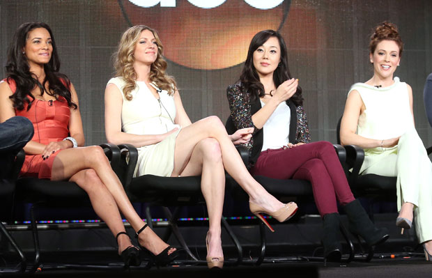 Mistresses ABC TCA panel
