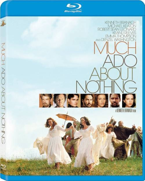 Much Ado About Nothin Blu-ray