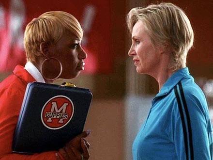 NeNe Leakes Glee Sue Sylvester