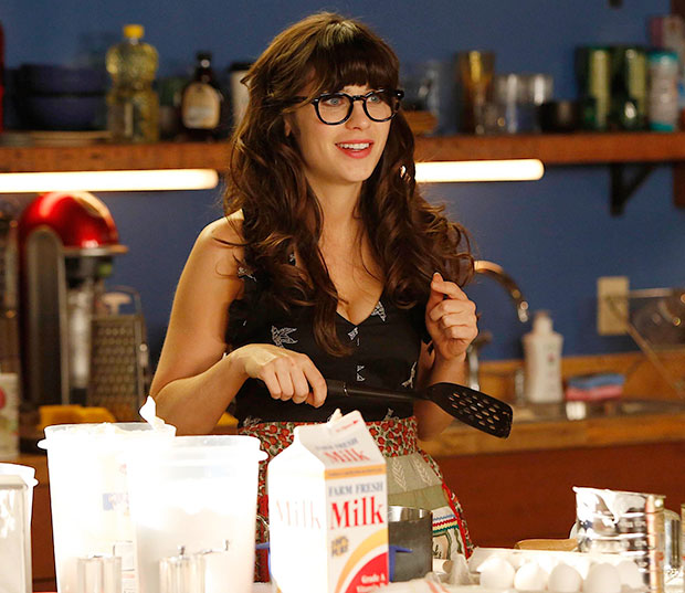 Jess on New Girl