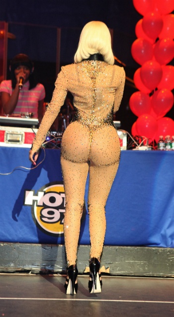 Nicki Minaj butt