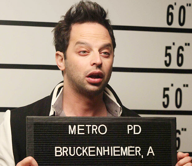 The Kroll Show Premiere Nick Kroll interview