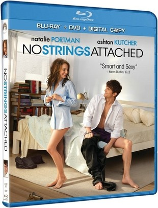 No Strings Attached Bluray