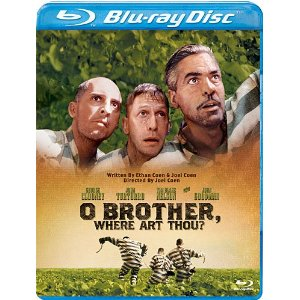 O Brother Bluray