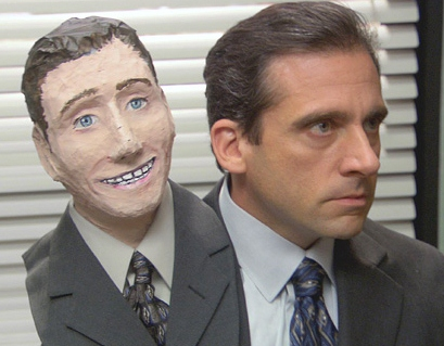 the office steve carrell