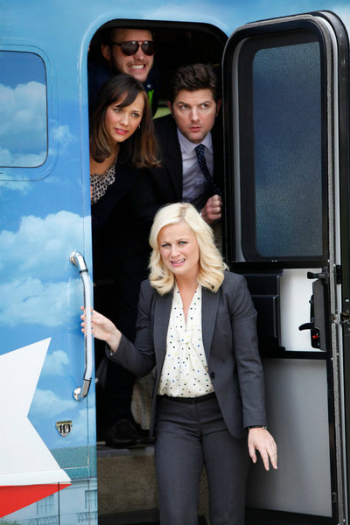 Parks and Rec Emmy Chances