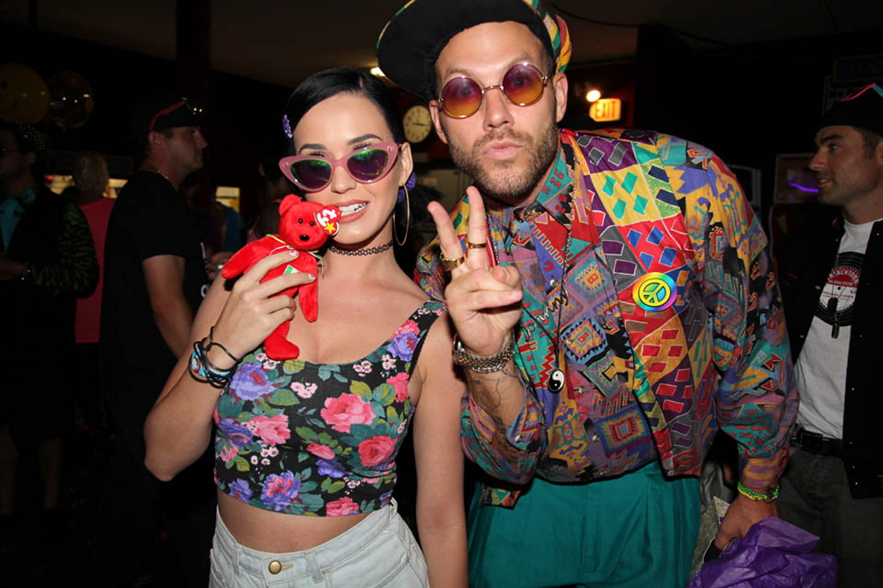 Katy Perry 90s Party
