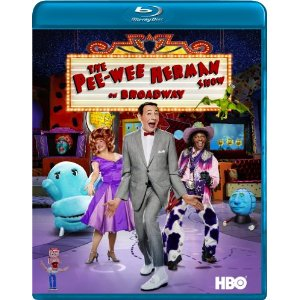 Pee Wee Bluray