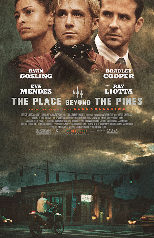 A Place Beyond the Pines poster