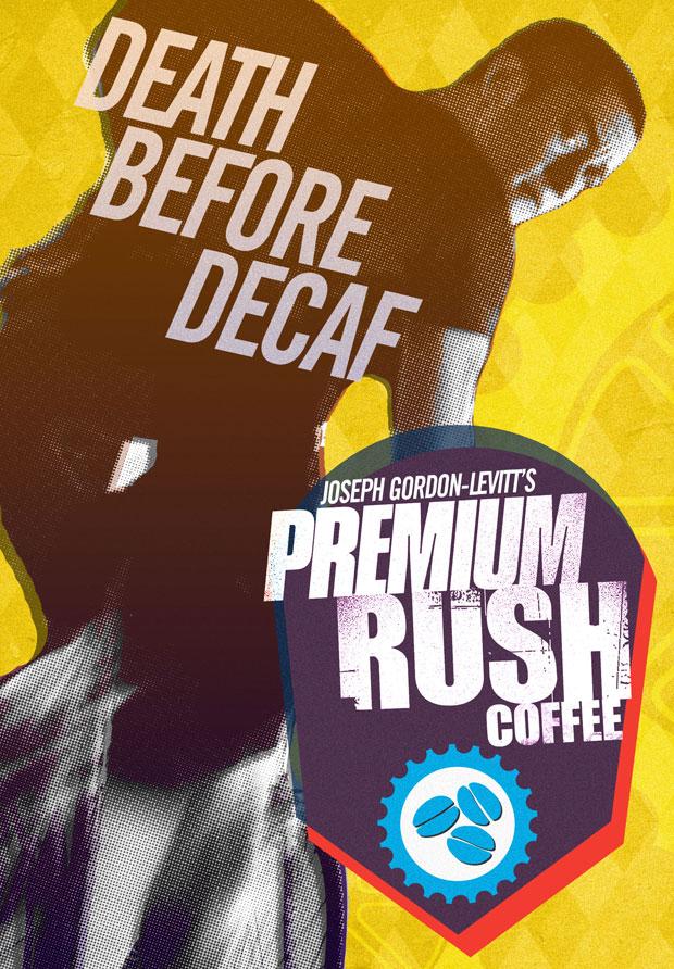 Premium Rush Coffee
