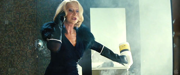 Red 2 Trailer Helen Mirren Targets Bruce Willis