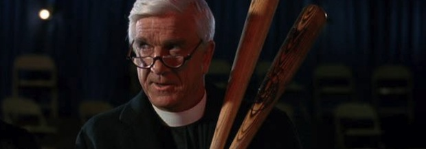 Repossessed Starring Leslie Nielsen
