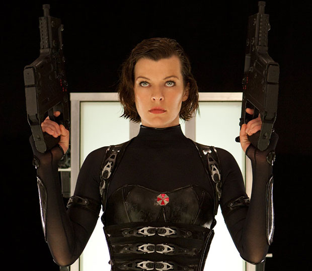 Resident Evil Retribution