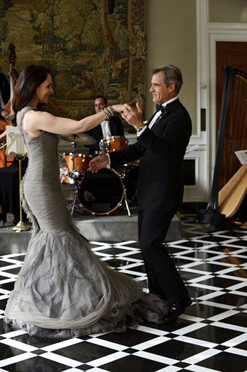 Revenge, Victoria and Conrad Wedding