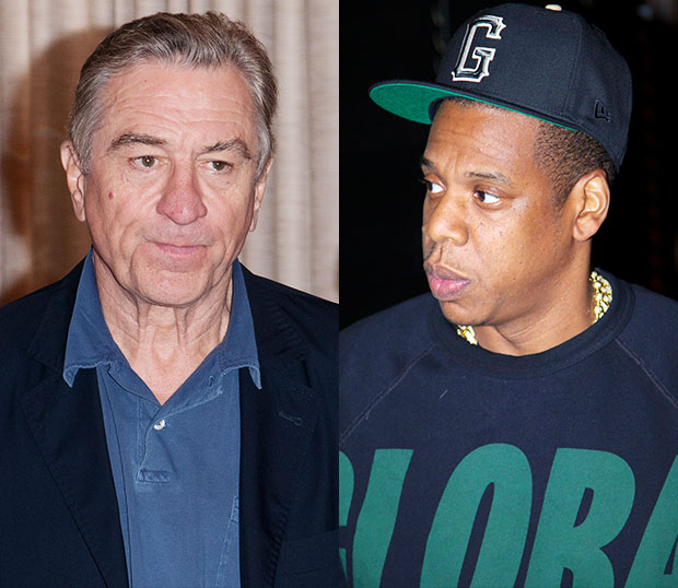 Robert De Niro Vs. Jay-Z
