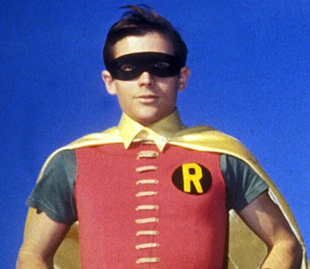 robin burt ward