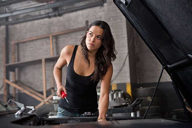 Michelle Rodriguez Fast Furious 6