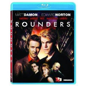 Rounders Bluray