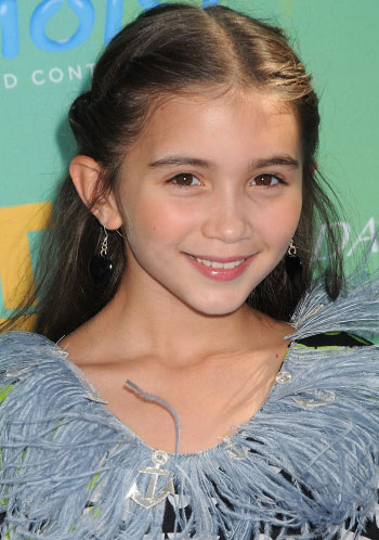 Rowan Blanchard will star in Girl Meets World, Disney's Boy Meets World spinoff