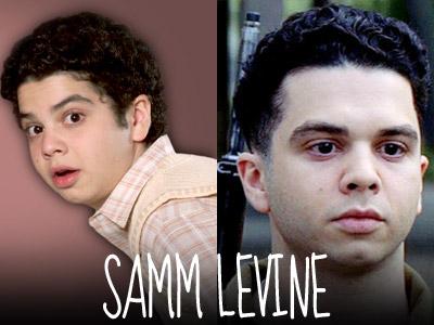 Samm Levin