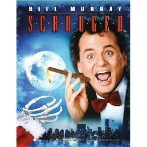 Scrooged Bluray