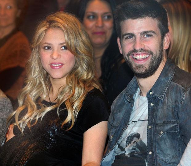 Shakira and Gerard Pique have baby named Milan Pique Mebarak