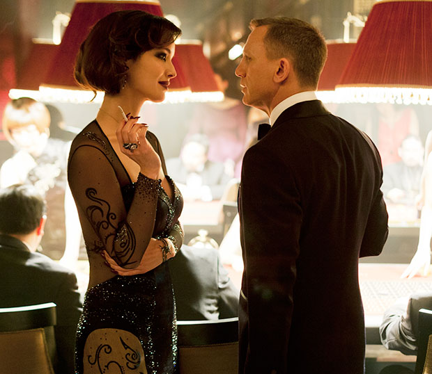 Skyfall box office
