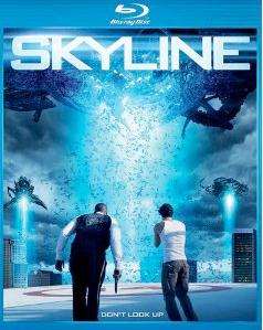 Skyline Blu-ray