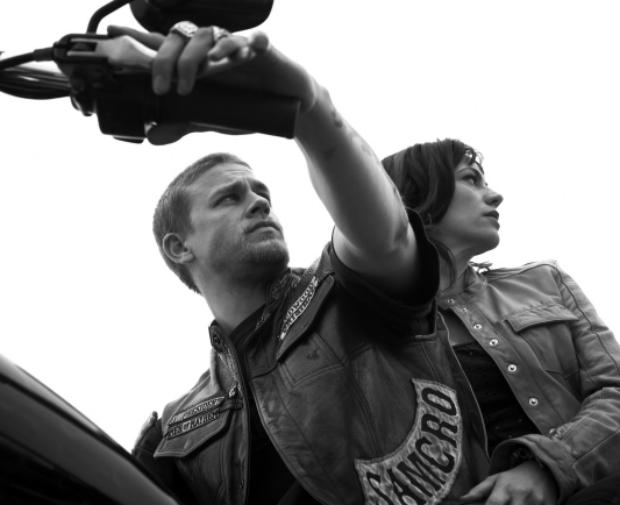 Sons of Anarchy Jax and Tara Promos