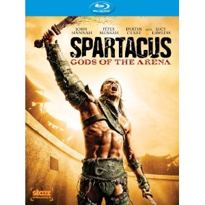 Spartacus GotA Bluray