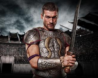 Spartacus show