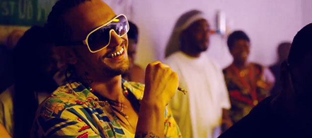 Spring Breakers James Franco