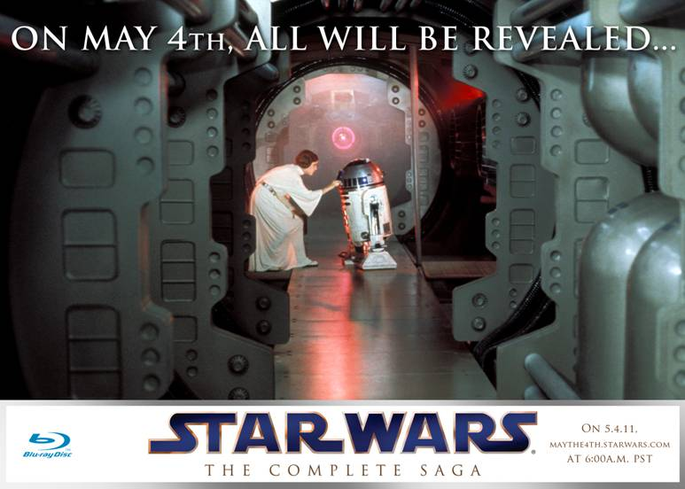 Star Wars Day Blu-Ray