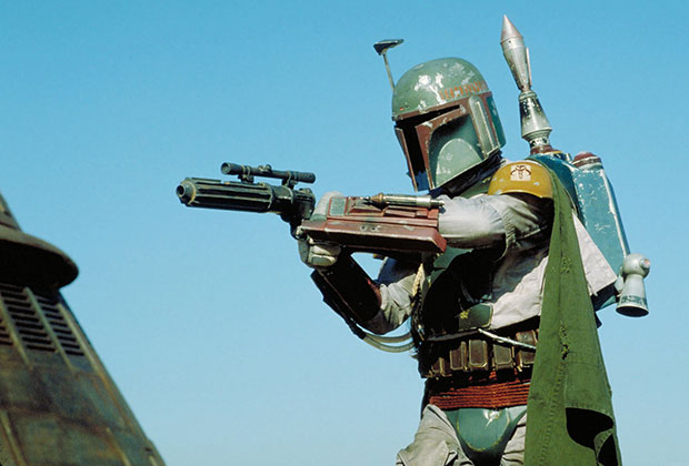 Boba Fett May Be Getting a Standalone Star Wars Movie of His Own