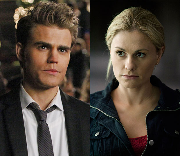 Stefan The Vampire Diaries Sookie True Blood