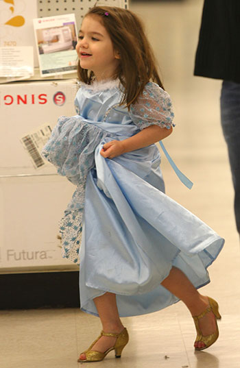 Princess Suri Cruise