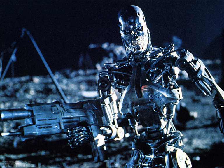 Terminator Cyborg