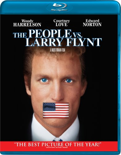 The People Vs. Larry Flynt Blu-ray
