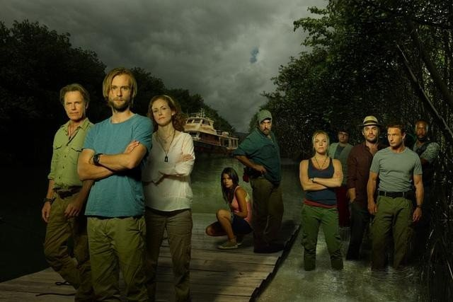 The River Full Cast Photo
