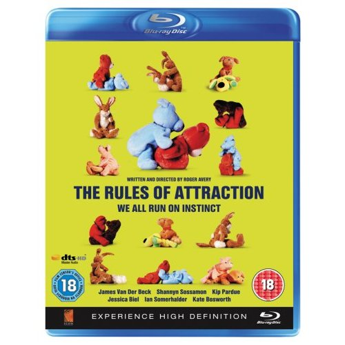 Rule of Attraction Blu-ray