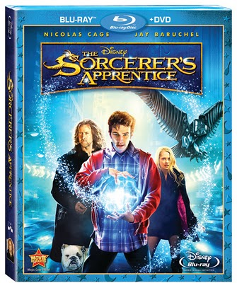 The Sorcercer's Apprentice Blu-ray