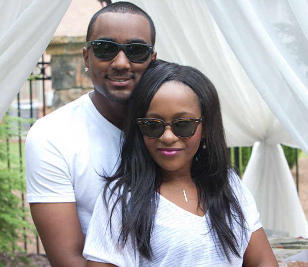 bobbi kristina reality show engaged