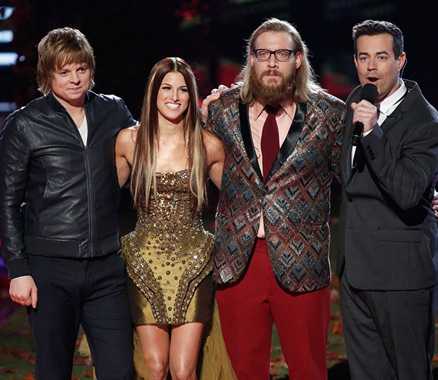 The Voice Season 3 finale winner