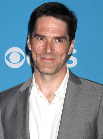 Thomas Gibson arrested