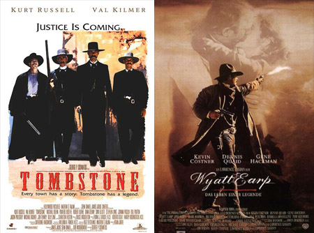 Tombstone Wyatt Earp