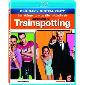 Trainspotting Bluray