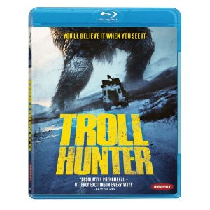 Troll Hunter Bluray