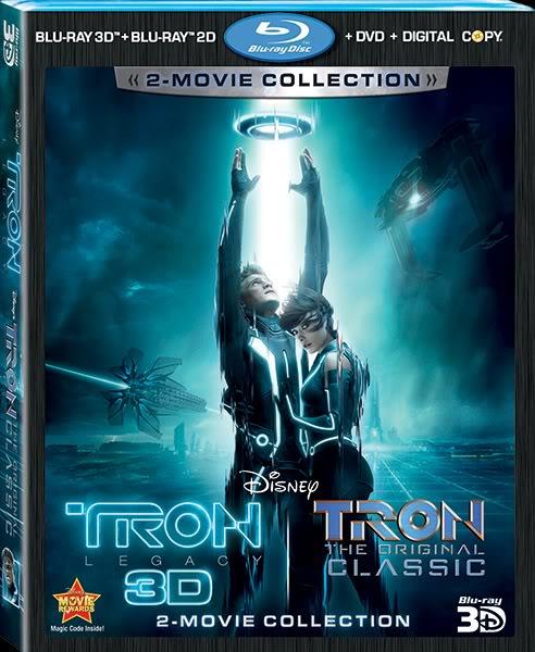 Tron Legacy Blu ray