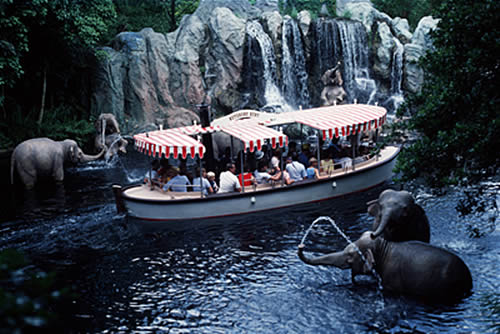 The Jungle Cruise Disney movie